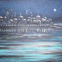 Nacht im Orient