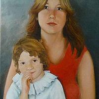 Portrait Lyre&Claudia 2